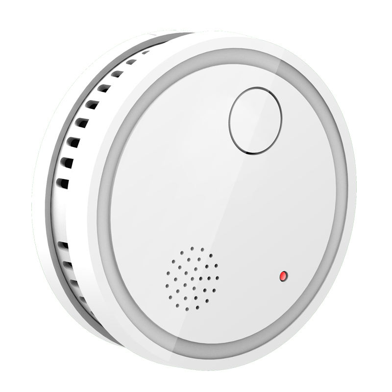 2020 Factory Price battery operated Smoke Detector Fire Alarm