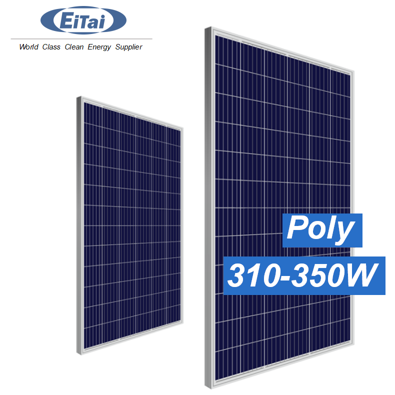 B117 Ready To Ship Solar Panel 350w PV Module A Grade Solar Panel 350 Watt
