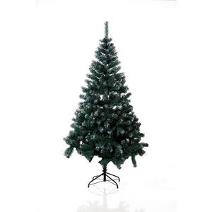 Full Pvc Faux Mall The Artificial Luxury Plastic Christmas Mini Small Decorative Tree 60cm On Hot Sale Manufacturers In Bulk