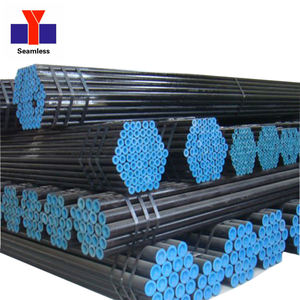 ASTM A53 API 5L GR.B seamless tube Natural gas drilling pumping seamless steel pipe