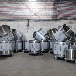 2000L stainless steel chemical tank for paint, tank for storage chocolate