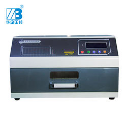 Hot sale small size PCB Reflow soldering machine 2400W can connect the PC , SMT House Reflow Oven Infrared IC Heater Soldering