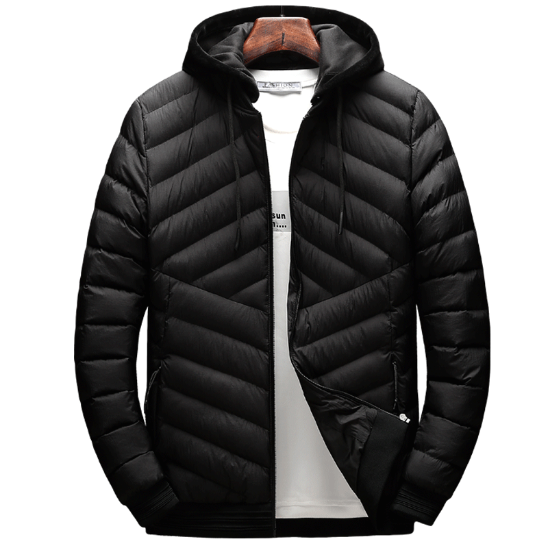 Factory Inventory Fashion Quick Dry Breathable Couples Down cotton-padded jacket