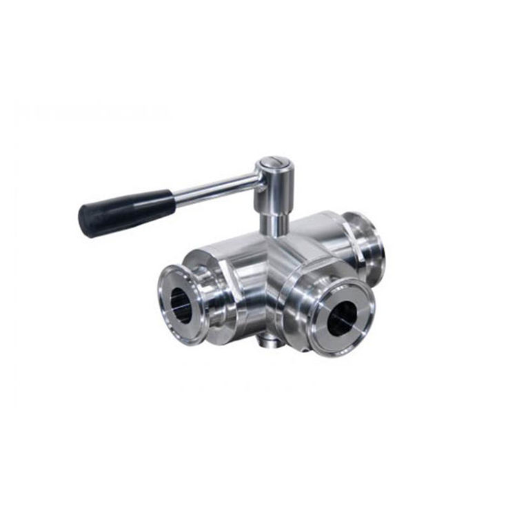 "Multi TYPE Floating Valve Backflow Prevention Forged 4"" Ss 3 way Ball Valve stainless steel"