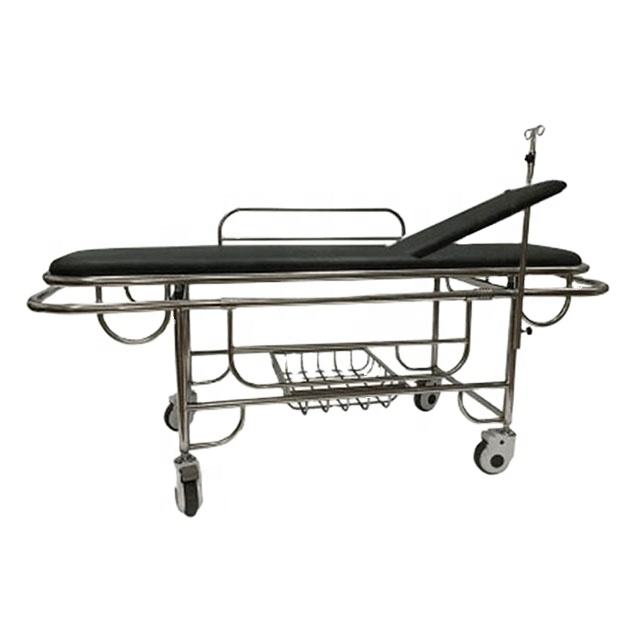 Manufacturers low price patient gurney hospital emergency stretcher for sale