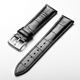 Popular Wholesale High Quality Watch Band Custom 12mm - 22mm Italian Calf Genuine Leather Watch Strap