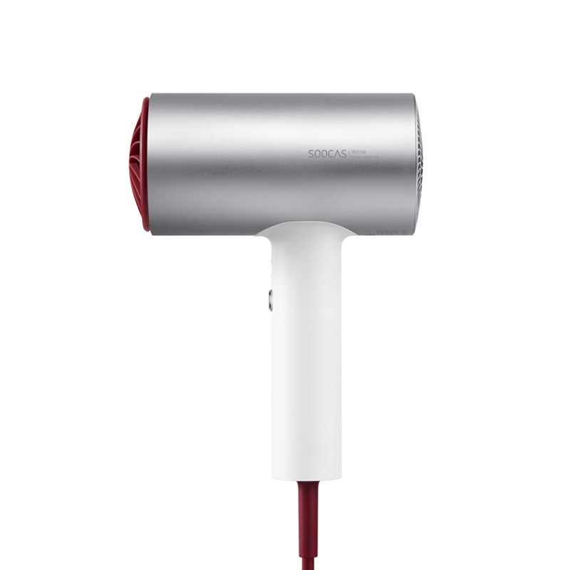 Hot sale Xiaomi SOOCAS H3 Negative ion hair dryer quick dry 1800W 360 rotatable Wind vent salon hair dryer
