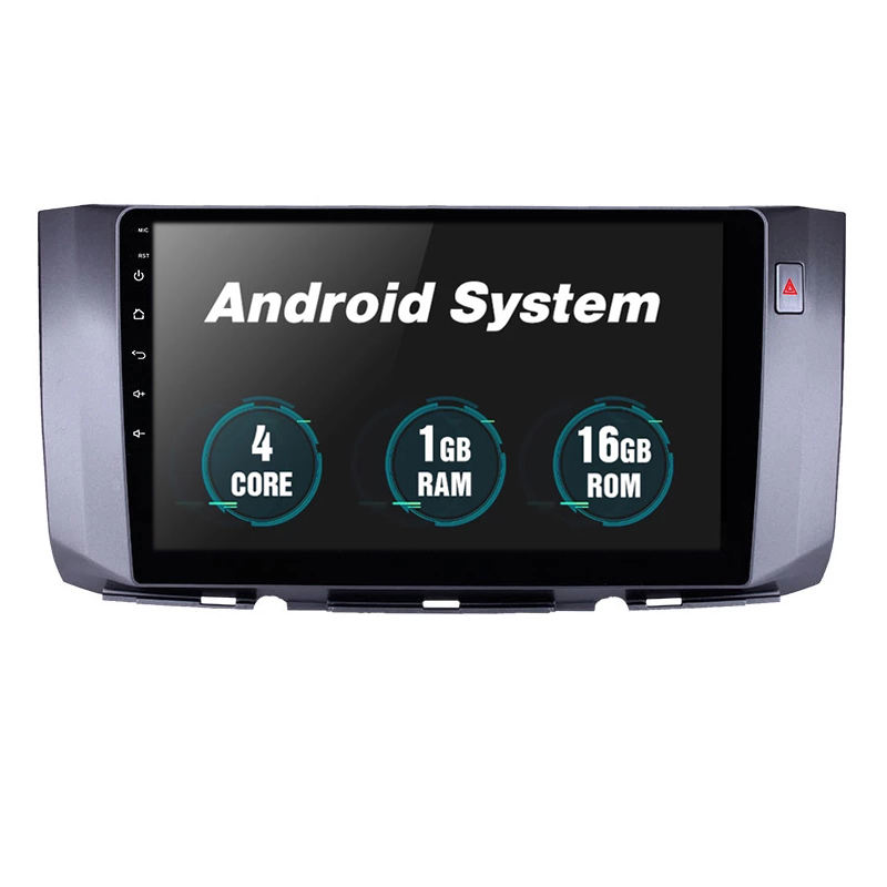 10,1 inch Auto DVD Player GPS Audio Radio für Toyota ALZA 2010-2017 Android 9,0 Quad Core-Multimedia Kopf einheit 1G <span class=keywords><strong>RAM</strong></span> 16G ROM