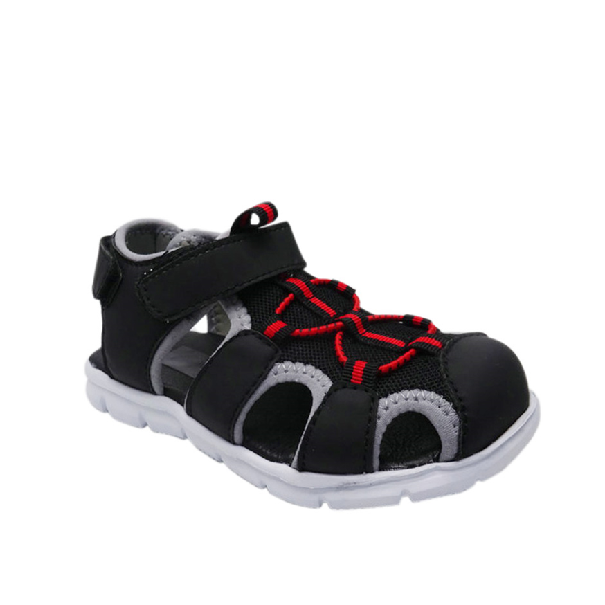 Hot Sales Of Boys' Sports Sandals Toe-Wrap Sandals Children's Outdoor Leisure Sandals