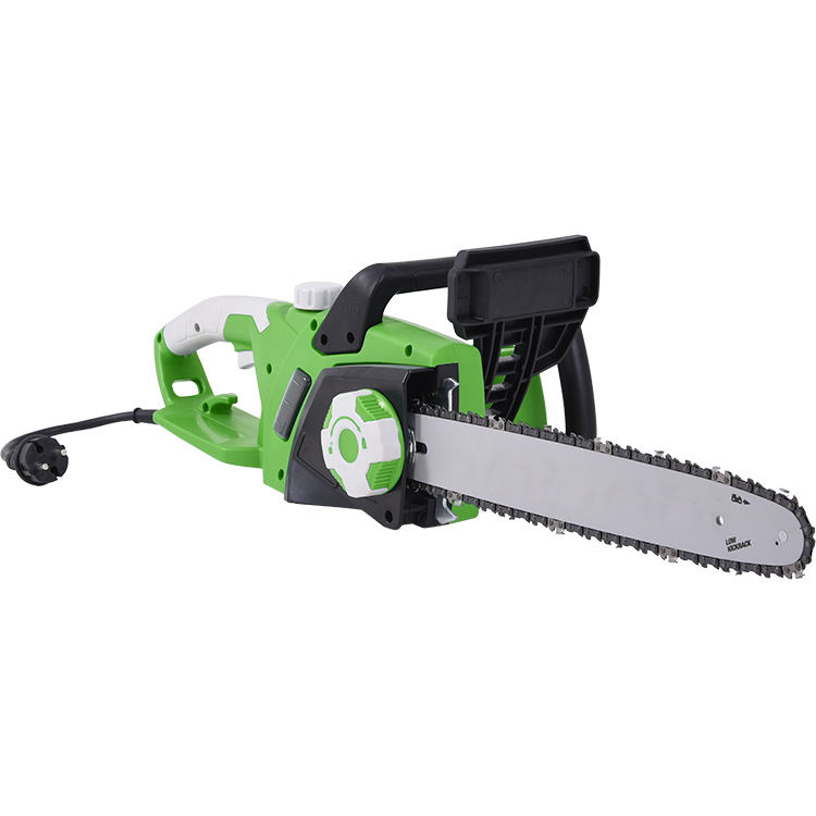 C02102-NEW design 2400W 18 inch 450MM cutting length electric chain saw for wood cut