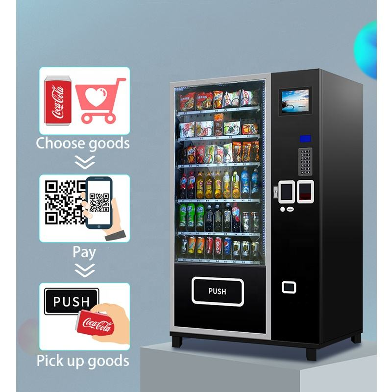 harga atm milk vending machine drink cigarette vending machine/candy vending machine/vending machine automatic