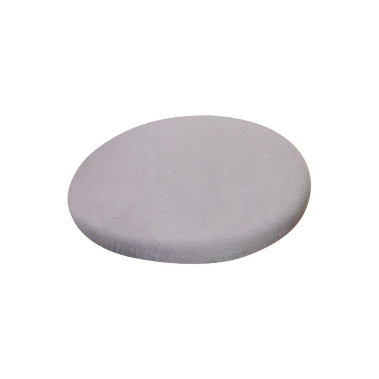 large memory foam seat pillow baby floor round cushion