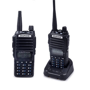 Long Distance Powerful Handheld Two Way Radio 136-174MHz/400-480MHz Baofeng UV-82 8W Ham Walkie Talkie