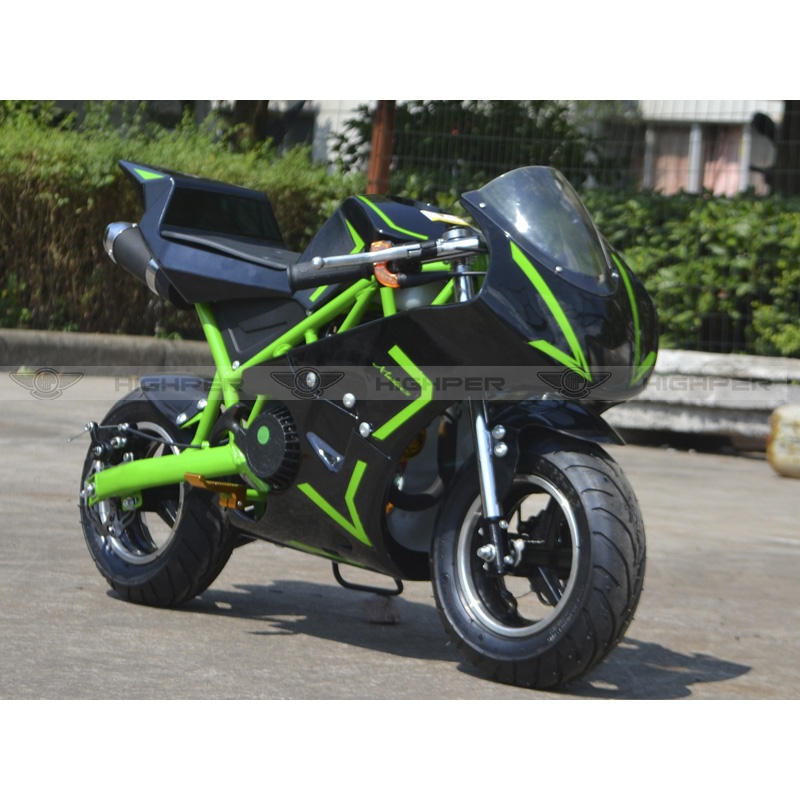 49cc PetrolオフロードMini Pocket Bike (PB110)