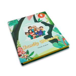 ELETREE customized digital cover,magnetic stick photo album wedding photo album journal softback for baby pvc