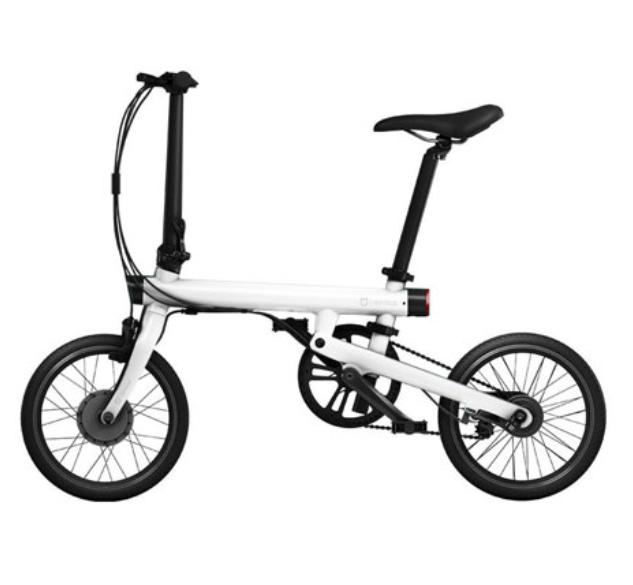 Original Xiaomi Qicycle Folding Electric Bicycle Bike Max Speed 20km/h Ebike250w DC Motor Xiaomi Electric Bicycle