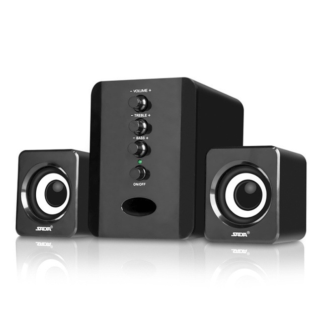 Speaker Home Theater 5.1 D-226 Bluetooth Speaker FM USB BT Card Mini Desktop Notebook Small Subwoofer Speaker