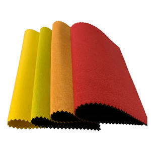 Free Sample Factory Quality Good Elastic Custom 1.5mm 2mm 3mm 5mm Neoprene fabric Rubber for Clothing Medical Support
