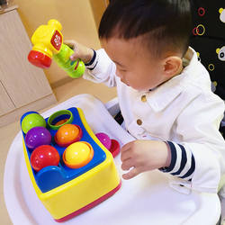 funny baby hot toys and educational games child kids music hammer play set ball table other promotional cheap toys