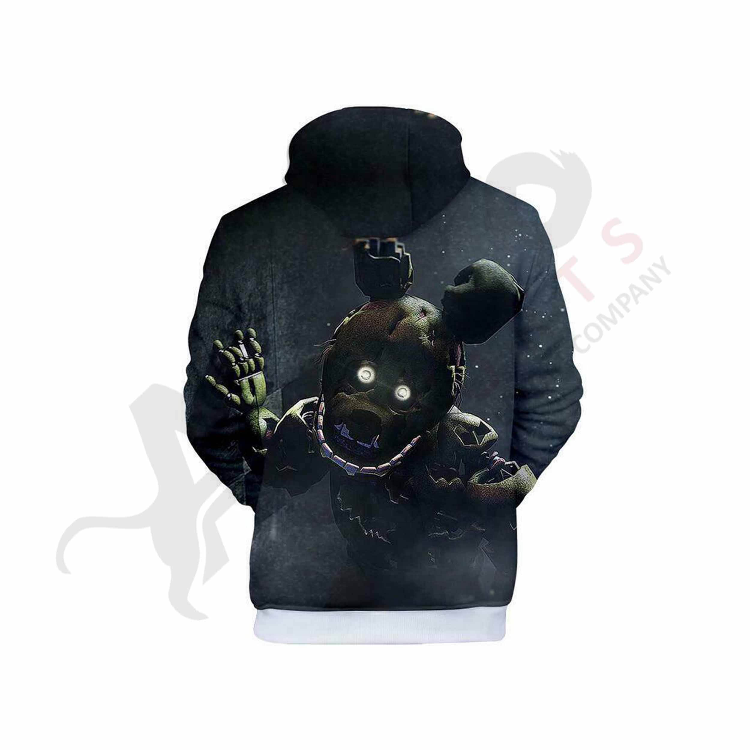 Manufacturer Fashion 3D Custom Sublimation Printing Hoodies