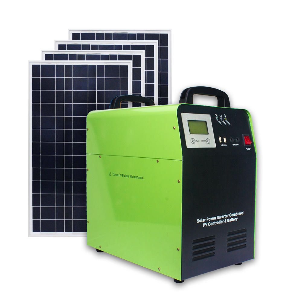 Complete 1KW 2KW 3KW 4KW 5KW Home Ground Solar Power System Kit / Panel Solar / Off Grid Solar Power System 5KW