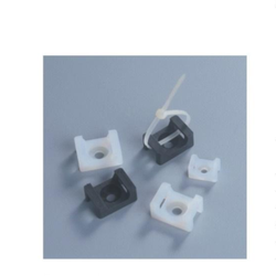 Saddle Type Nylon/PE Tie Mounts