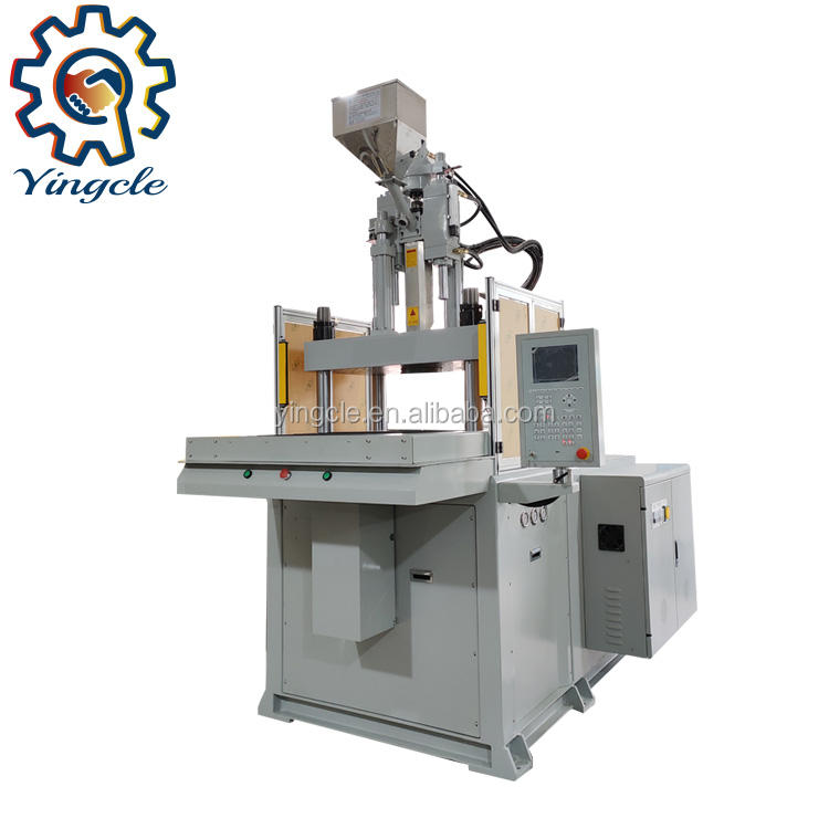 Yingcle 85 tonnes Simple Glissière Maquina Injeccion Petite Moulage Par Injection Plastique Machine Maquinas Injetoras De Plastico