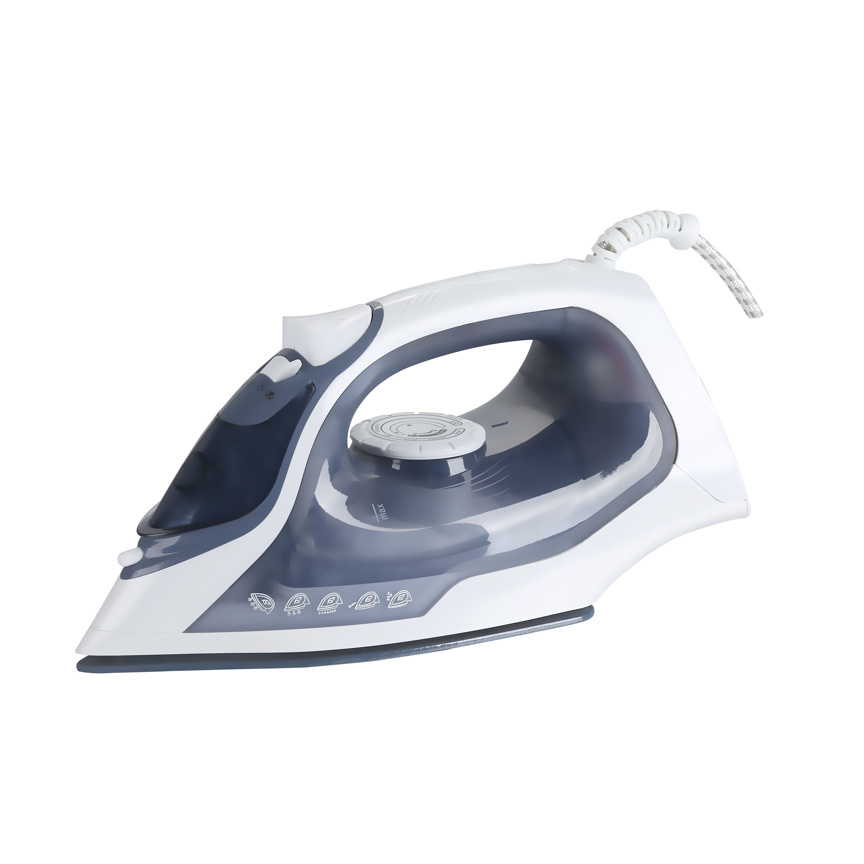 In stock Hotel 2400W irons, automatic steam iron,hot sale electric irons (USIB-S02)