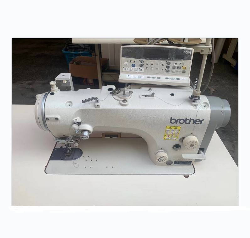 Secondhand Brother 8560A Automatic Thread Trimming Electronic Direct Drive Zigzag Lockstitch sewing machines