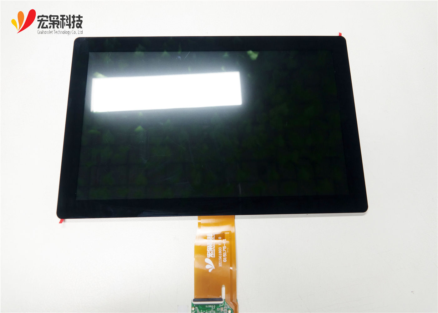 Open frame laptop 15.6 inch lcd display hmi touch screen monitor