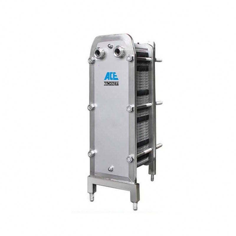 Small Portable Heat Exchanger / Plate Heat Exchanger For Air Dryers