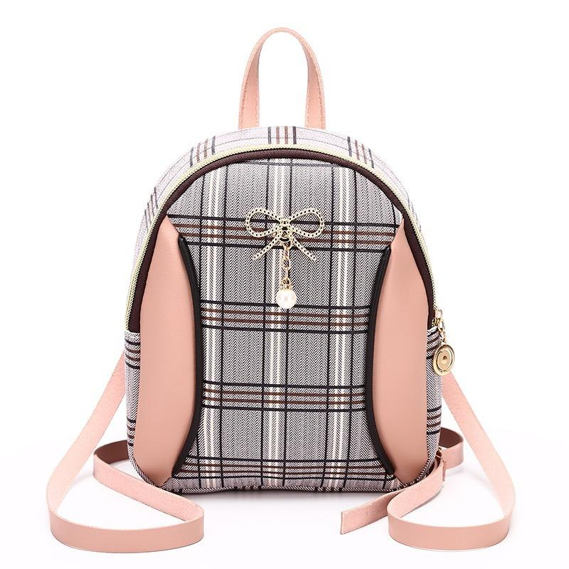 Hot sale small backpack women's backpack multi function single shoulder slant span small bag fashion women's bag
