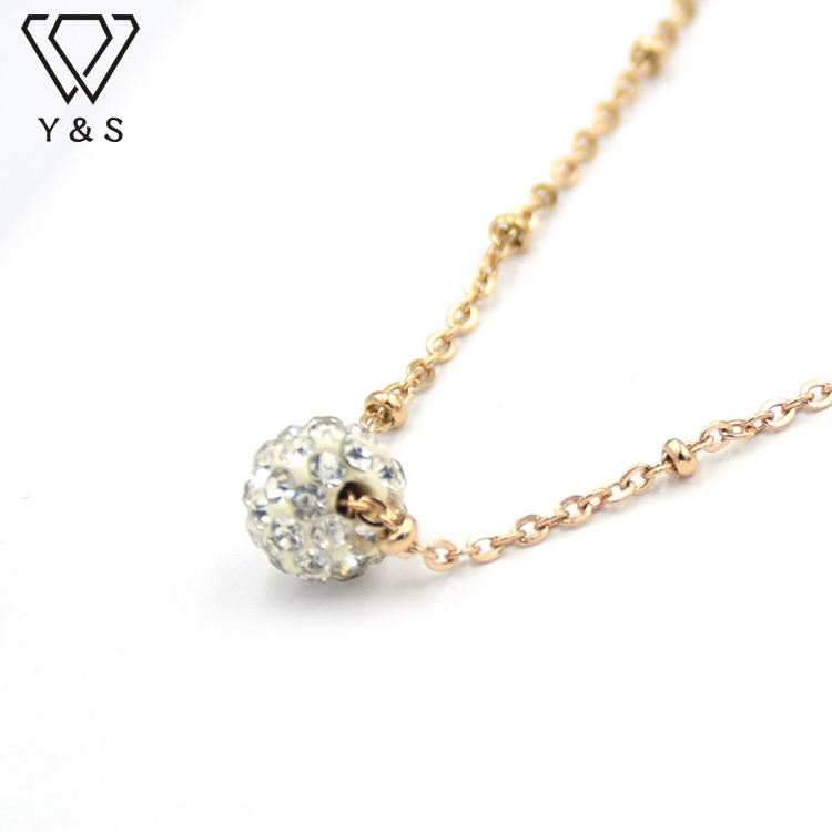 hot sale pearl diamond pendant choker necklace womens