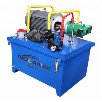Factory Direct Sale High Pressure Mobile Hydraulic Power Pack Mini Hydraulic Power Unit