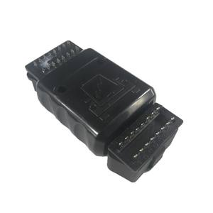 OBD Adapter Male To Female 16 Pin J1962 Dirakit