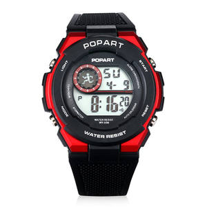 Factory Direct Sale Colorful Abs Custom Automatic Waterproof Watch Wholesale