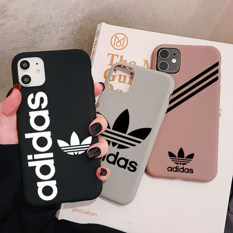 Popular Sport Style Phone Case for iPhone 12 11 Pro Xs X XR Max 8 7 SE 6 6S Silicone Cases Soft Black Cover