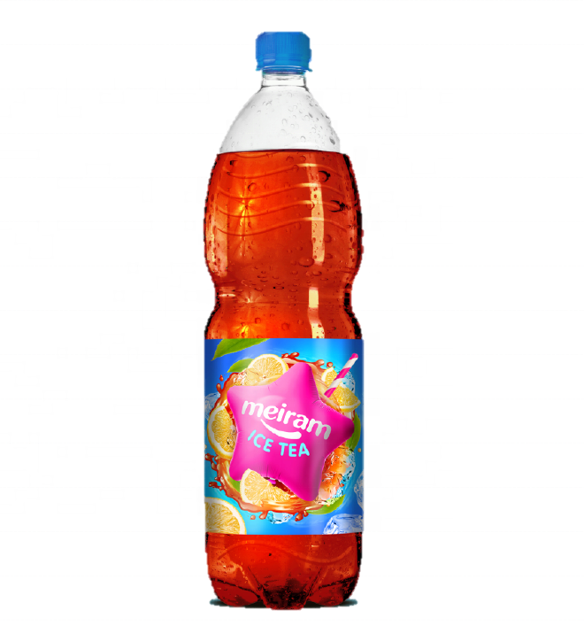 1 L natural beverage non-alcoholic drink lemon ice tea