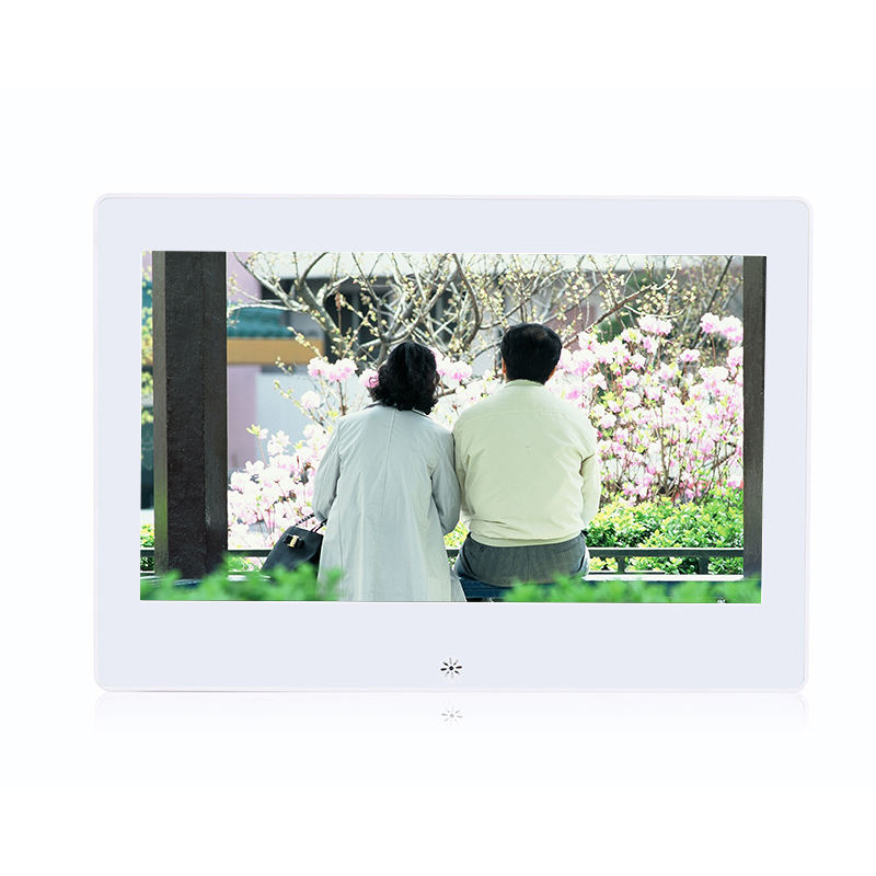 13 inch digital photo frame with video playback, slide show, mp3, mp4 functions