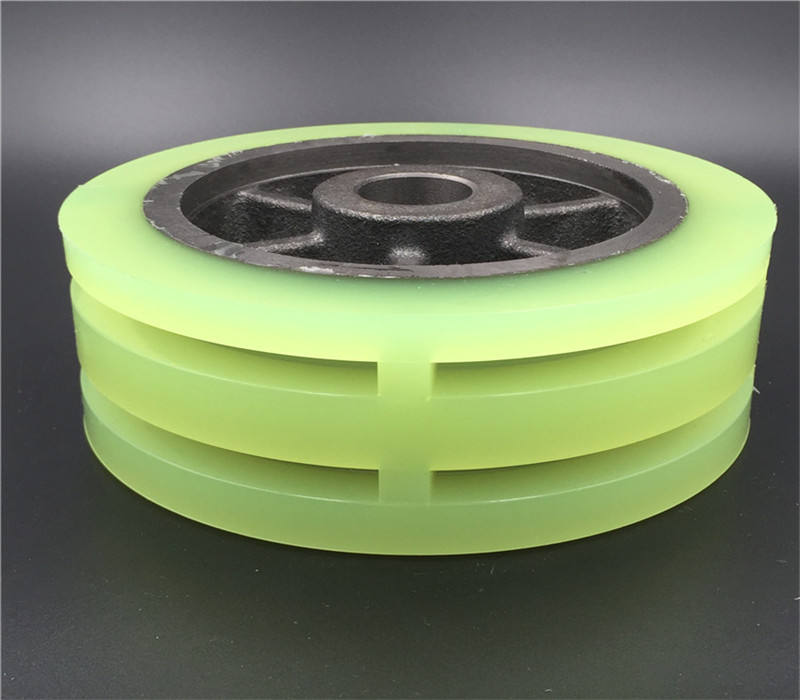 Best Service customized method PU polyurethane wheels and rollers xt295