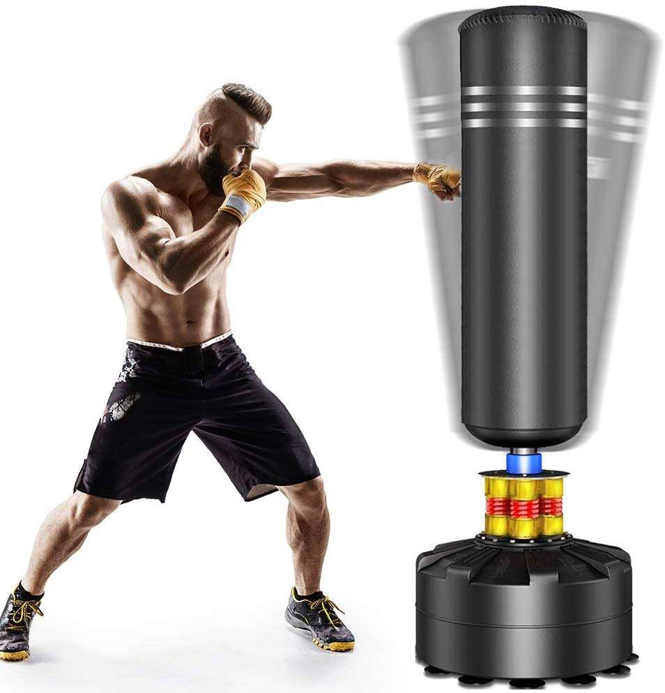professional quality kick boxing equipment punching bags
