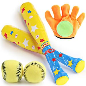 Baseball Bat Kunststoff Baseball & Softball Mini Baseball Ball Sport für Kinder