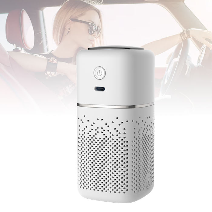New Design Desktop Small Pm2.5 Smart Pm 2.5 Air Purifier With Hepa Filtration