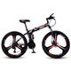 Brand Street Sports Moutain Bicycle Foldable Carbon Frame Bike Cheap