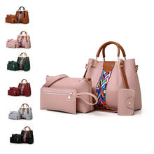 Free sample small leather ladies handbags small messenger bags females handbags bolsa small round handbag