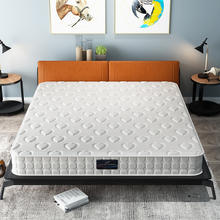 New design Vacuum Rolled Packing Mattress natural latex memory foam mattress bed with great price