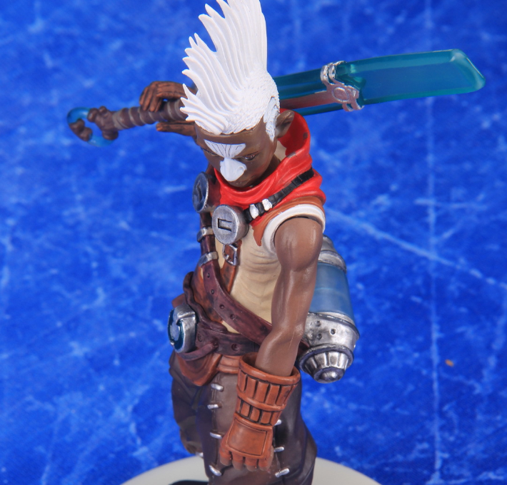 LOL collection figuur league of legends action figure speelgoed leven als Ekko action figure