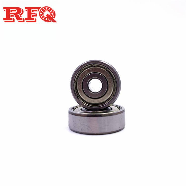 Ball Bearings SR1-5ZZ 3//32 x 5//16 x 9//64 inch Stainless Steel Bearings 4 PCS