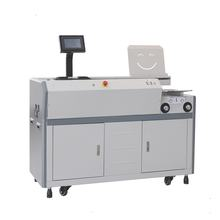 TC60A4 Hardcover Book Binding Machine for Office Equipment