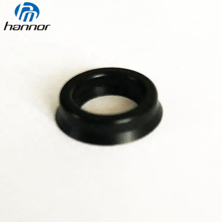 Black nbr nitrile 70shore A waterproof autobike machine repairtool Rubber v shape ring Seal Spare Parts TS16949 Rubber V Ring